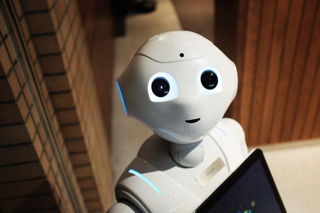 ロボットのクロス職人